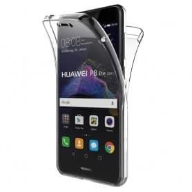 360 heltäckande silikon skal Huawei P8 Lite 2017/Honor 8 Lite