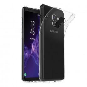 Silikon skal Transparent Samsung Galaxy S9 (SM-G960F)