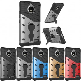 Sniper Case Mobilskal Lenovo / Motorola Moto E4