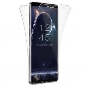 360 heltäckande silikon skal Samsung Galaxy S9 (SM-G960F)
