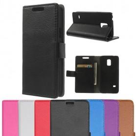 Mobilplånbok 2-kort Samsung Galaxy S5 Active (SM-G870F)