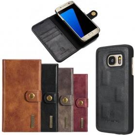 Mobilplånbok Magnetisk DG-Ming Samsung Galaxy S7 mobilskal