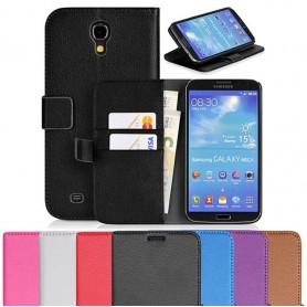 Mobilplånbok 2-kort Samsung Galaxy Mega 6,3 (GT-i9200)