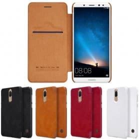 Mobilskal Nillkin Qin FlipCover Huawei Mate 10 Lite RNE-L21 fodral