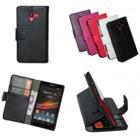 Mobilplånbok Xperia ZL
