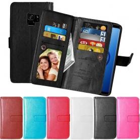 Dubbelflip Flexi 9-kort Samsung Galaxy S9 (SM-G960F)