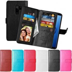 Mobilskal Dubbelflip Flexi fodral Samsung Galaxy S9 Plus