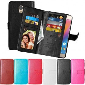 Mobilplånbok Dubbelflip Flexi Lenovo P2 mobilskal