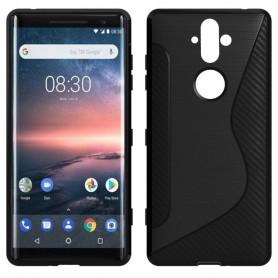 Mobilskal S Line silikon skal Nokia 9 mobilskydd