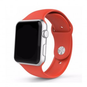 Apple Watch 42mm Sportband-Orange
