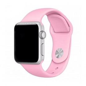 Apple Watch 42mm Sportband-Rosa
