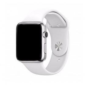 Apple Watch 38mm Sportband-Vit