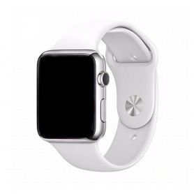 Apple Watch 38mm Sportband - White