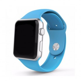 Apple Watch 38mm Sportband-Blå