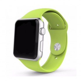 Apple Watch 38mm Sportband-Grön