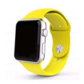 Apple Watch 38mm Sportband-Gul