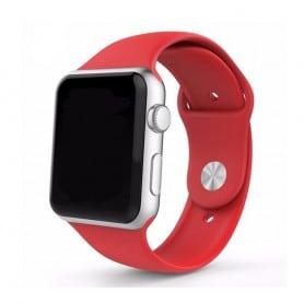 Apple Watch 38mm Sportband-Röd