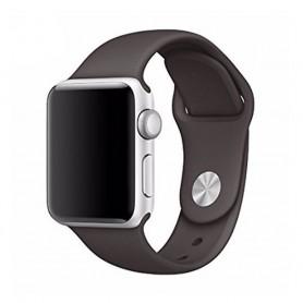 Apple Watch 38mm Sportband-Brun