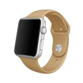 Apple Watch 38mm Sportband-Ljusbrun