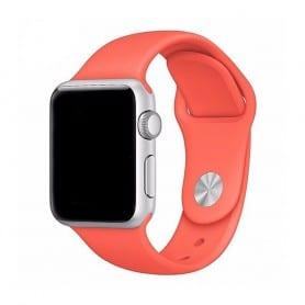 Apple Watch 38mm Sportband-Aprikos