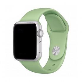 Apple Watch 38mm Sportband-Ljusgrön