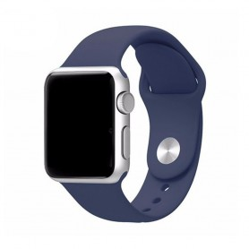 Apple Watch 42mm Sportband-Blålila