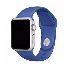 Apple Watch 38mm Sportband-Mörkblå