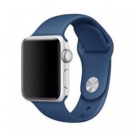 Apple Watch 38mm Sportband-Oceanblå