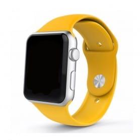Apple Watch armband 38mm Sportband- Matt gul