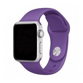 Apple Watch armband 38mm Sportband- Lila