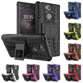 Mobilskal Stöttåligt skal med ställ Sony Xperia XA2 H4133 caseonline fodral skydd