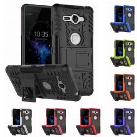 Mobilskal Stöttåligt skal Sony Xperia XZ2 Compact fodral skydd silikonskal  caseonline