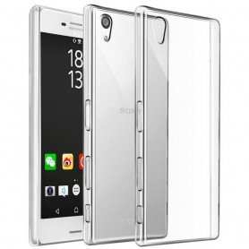Mobilskal Clear Hard TPU skal Sony Xperia X Performance