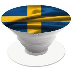 Popsocket - Mobilhållare Sverige flagga mobilskal