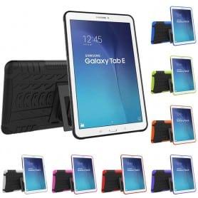 """Stöttåligt skal med ställ Samsung Galaxy Tab E 9,6"""" SM-T560"""