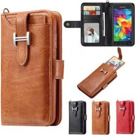 Multiplånbok 3i1 9-kort Samsung Galaxy S5 mobilskal