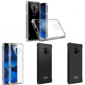 IMAK Shockproof silikon skal Samsung Galaxy S9 (SM-G960F)