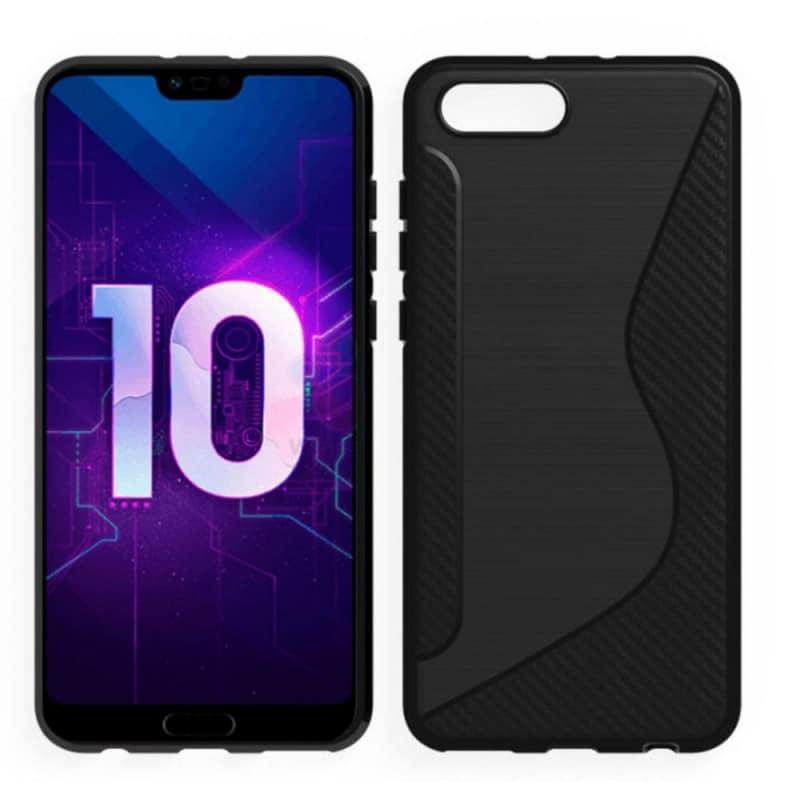 S Line silikon skal Huawei Honor 10 mobilskal caseonline