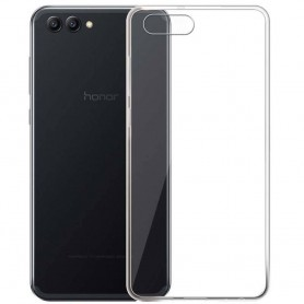 Huawei Honor View 10 Silikon skal Transparent mobilskal