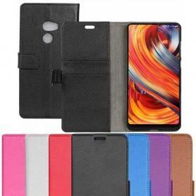 Mobilplånbok 2-kort Xiaomi Mi Mix 2 mobilskal