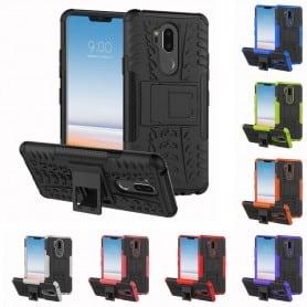 Stöttåligt skal LG G7 ThinQ mobilskal ställ