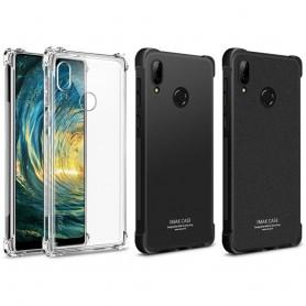 IMAK Shockproof silikon skal Huawei P20 Lite ANE-LX1 mobilskal fodral