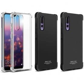 IMAK Shockproof silikon skal Huawei P20 Pro CLT-L29 mobilskal fodral