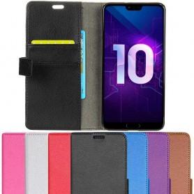 Mobilplånbok 2-kort Huawei Honor 10 mobilskal fodral