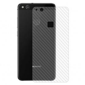 Kolfiber Skin Skyddsplast Huawei P10 Lite was-lx1 CaseOnline