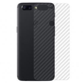 Kolfiber Skin Skyddsplast OnePlus 5T mobilskydd caseonline