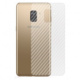 Kolfiber Skin Skyddsplast Samsung Galaxy S9 (SM-G960F)
