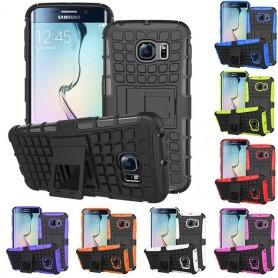 Kickstand Armor Case Galaxy S6 Edge