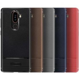 Rugged Armor TPU skal Nokia 7 Plus mobilskal silikon skydd