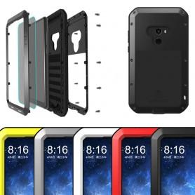 LOVE MEI Extreme Xiaomi Mi Mix 2 stålskal powerful mobilskal